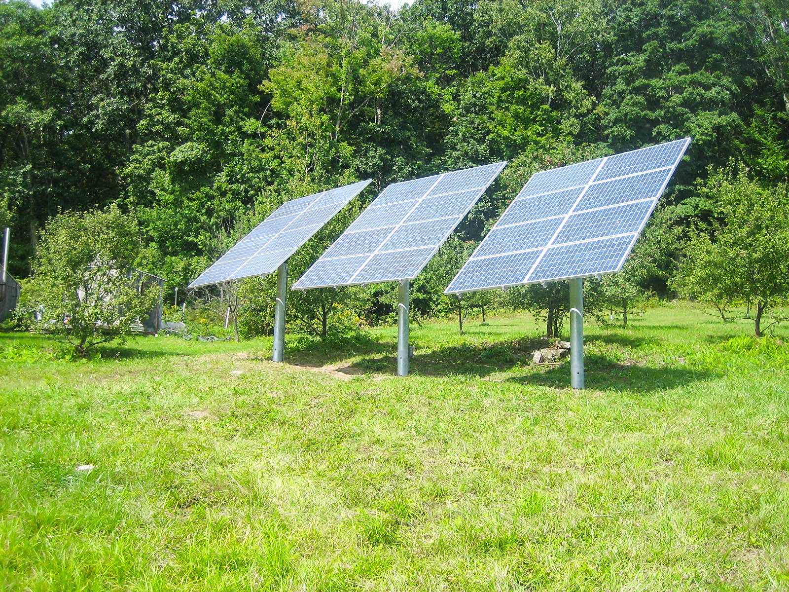 Screw Piles And Helical Piles For Solar Panels Poundations